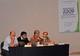 <p>(Izq. a Der.)</p><ul><li>Pablo Buitrón.- UPMOR </li><li>Israel Sandre.- Centro de Investigaciones y Estudios Sup. en Antropología Soc. </li><li>Benjamín Ortíz.- Univ. Iberoamericana, Pue. </li><li>Carlos Montaño.- CNA</li></ul>