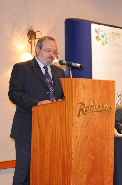 Dr. Polioptro Martínez (IMTA)