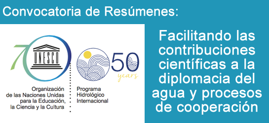 convocatoria UNESCO